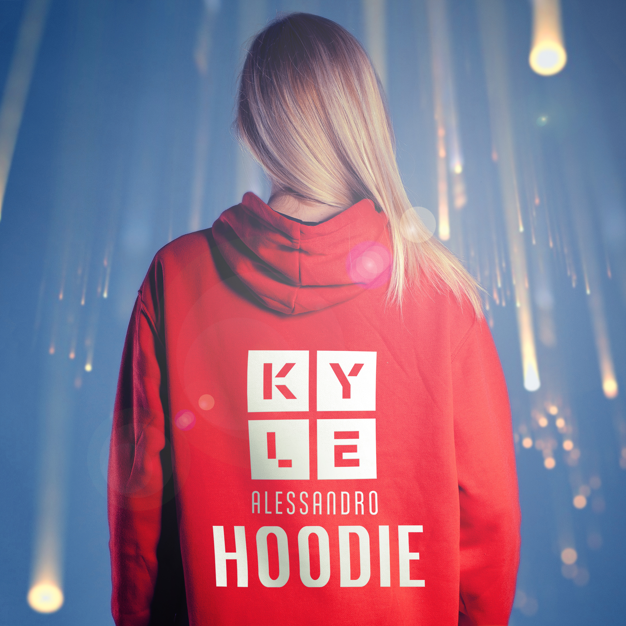 Ny singel ute nå! Hoodie